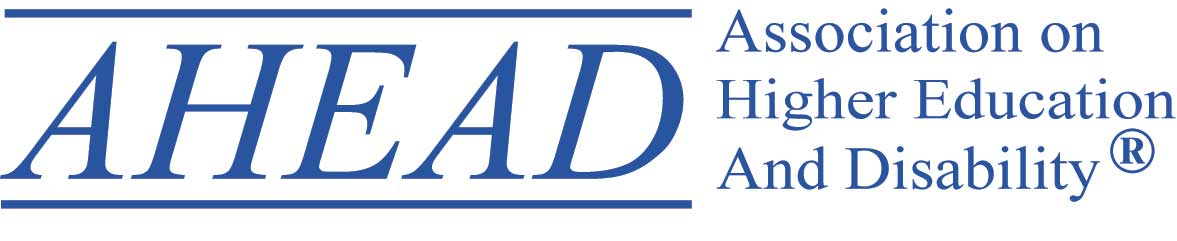 AHEAD logo, go to AHEAD Home page