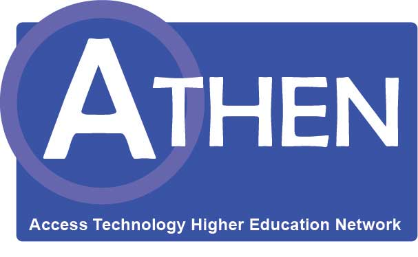 ATHEN logo